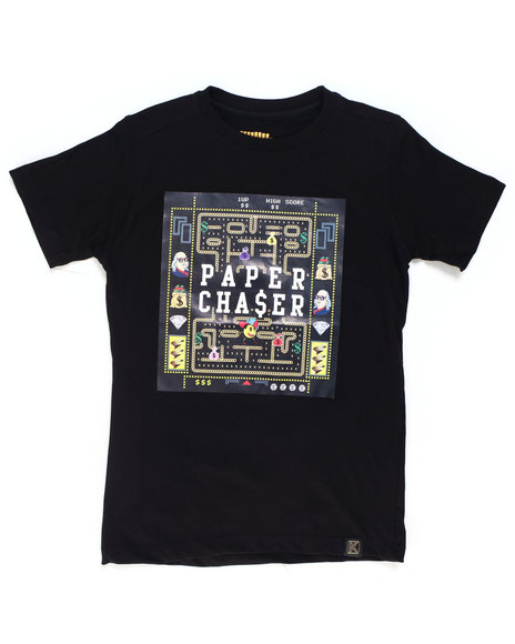 deKryptic - Paper Chaser Peace Augmented Reality Tee (8-20)