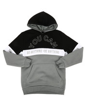 you can do anything hoodie (8-18)