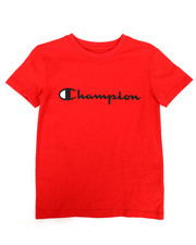 Champion - Heritage Logo Tee (8-20)-2304261