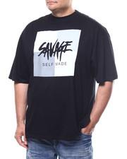 Buyers Picks - Savage Color Block Tee (B&T)-2302912