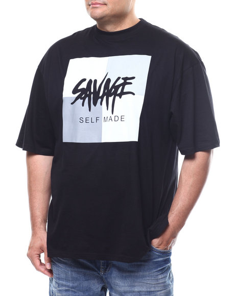 Buyers Picks - Savage Color Block Tee (B&T)