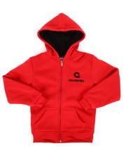 Akademiks - Sherpa Lined Hoodie (8-18)-2303339