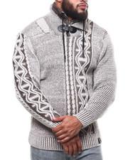 Buyers Picks - Novelty Knit Zip Neck Sweater (B&T)-2302796
