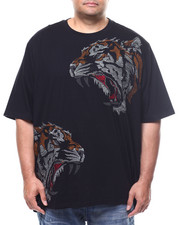 Sean John - Vexed Tiger Tee (B&T)-2302669