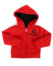 Sizes 2T-4T - Toddler - Sherpa Lined Hoodie (2T-4T)-2303344