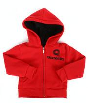 Hoodies - Sherpa Lined Hoodie (2T-4T)-2303344