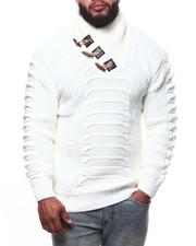 Buyers Picks - Ribbed Toggle Trim Sweater (B&T)-2302714