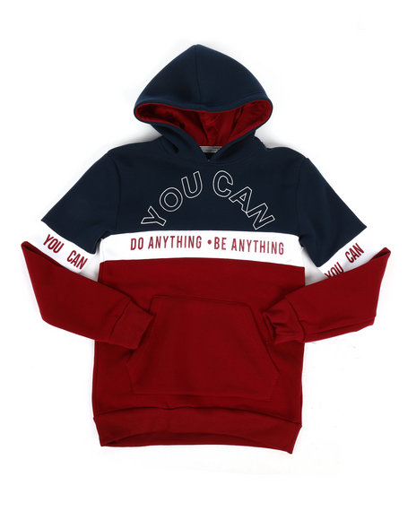 Arcade Styles - You Can Do Anything Hoodie (8-18)