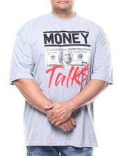 Big & Tall - Money Talks Tee (B&T)-2302689