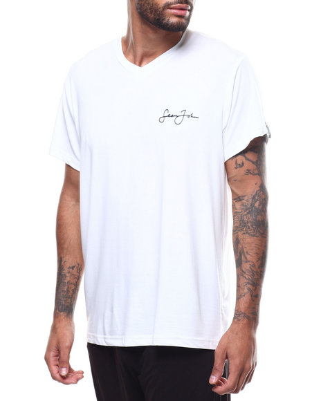 Sean John - Lounge V-Neck Tee