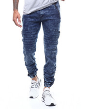 Pants - Seamed Stitched Jogger Pant-2304657