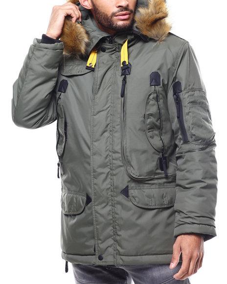 Buyers Picks - Utilitarian Parka Jacket BY ROBERT PHILLIPE
