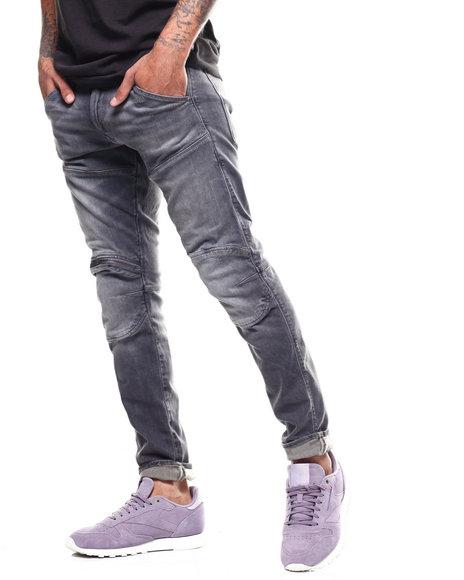 G-STAR - 5620 3d zip knee skinny Jean