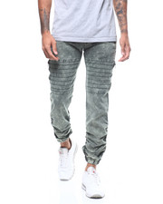 Pants - Seamed Stitched Jogger Pant-2304739
