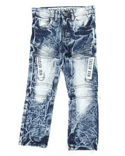 Boys - Tape Denim Jeans (4-7)-2304847