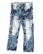 Bottoms - Tape Denim Jeans (4-7)-2304847