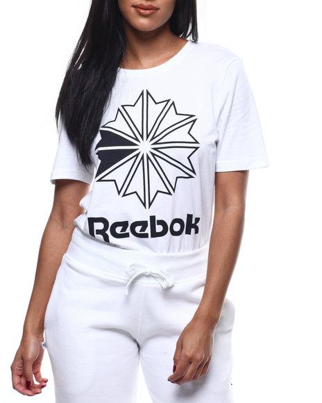 Reebok - Classics Big Logo Graphic Tee