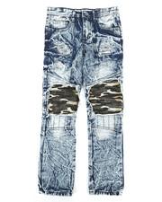 Jeans - Camo Reverse Jeans (8-20)-2304852