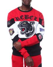 Buyers Picks - Mascot Colorblock Crewneck Sweatshirt-2305033