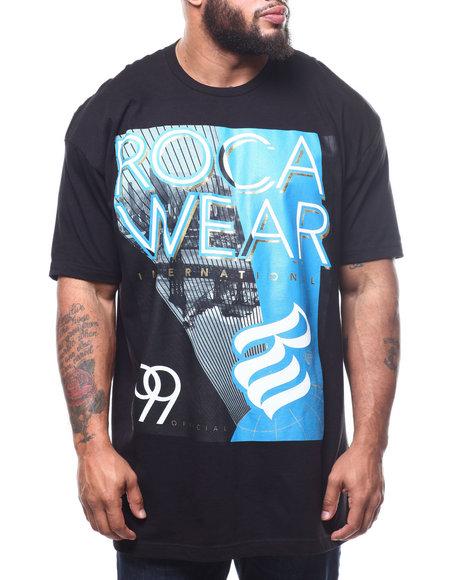 Rocawear - Roc City S/S Tee (B&T)