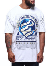 Rocawear - Determined Mission S/S Tee (B&T)-2305951