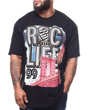 Rocawear - Roc For Life S/S Tee (B&T)-2305975
