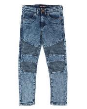 Boys - Moto Skinny Jeans (8-20)-2305556