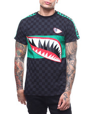 Shirts - Shark Mouth Trimmed Tee-2305740