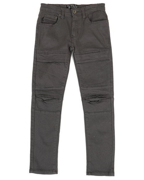 Southpole - Stretch Twill Pants w/Flap Details (8-20)
