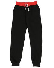 Bottoms - Fleece Jogger Pants W/ Contrast Waistband (8-20)-2306160
