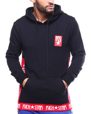 Mens-Winter - LOGO GEL TAPE HOODIE-2306542