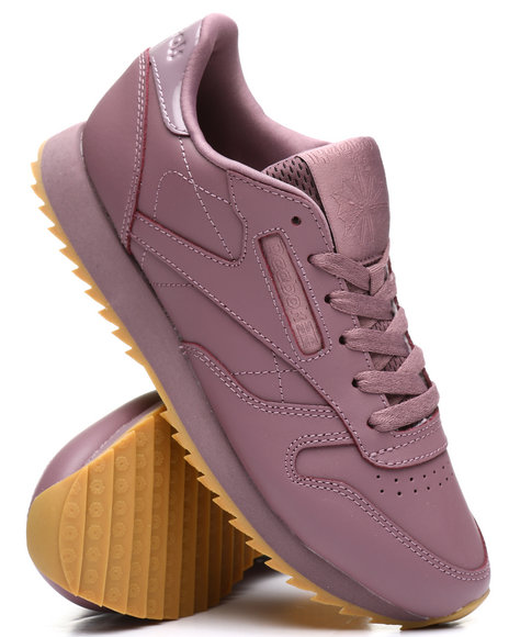 Reebok - Classic Leather Ripple Sneakers