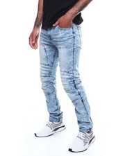 Slim - STRETCH MOTO JEAN-2306437