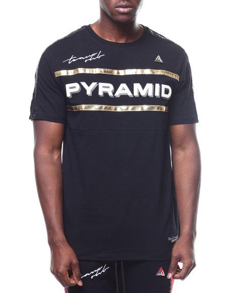 Black Pyramid - TEAM OHB BLACKOUT TEE