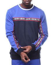 Mens-Winter - RICH TAPE CREWNECK SWEATSHIRT-2306927