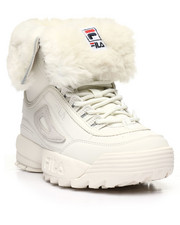 Boots - Disruptor Shearling Boots-2306654