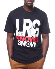 LRG - KNOWS SNOW TEE-2306885