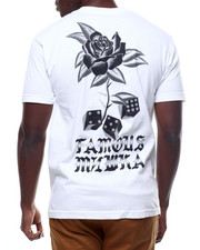 Famous Stars & Straps - Lucky Rose Tee-2306932