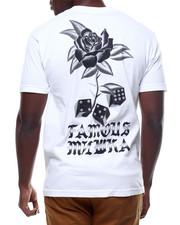 Men - Lucky Rose Tee-2306932