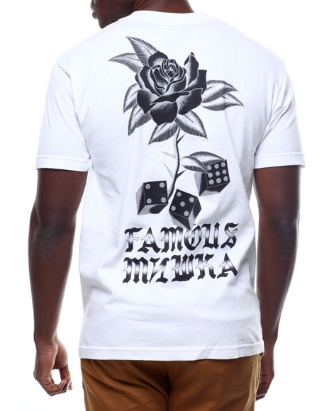 Famous Stars & Straps - Lucky Rose Tee