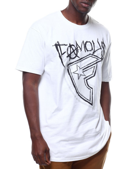 Famous Stars & Straps - FAMOUS LOGO TEE