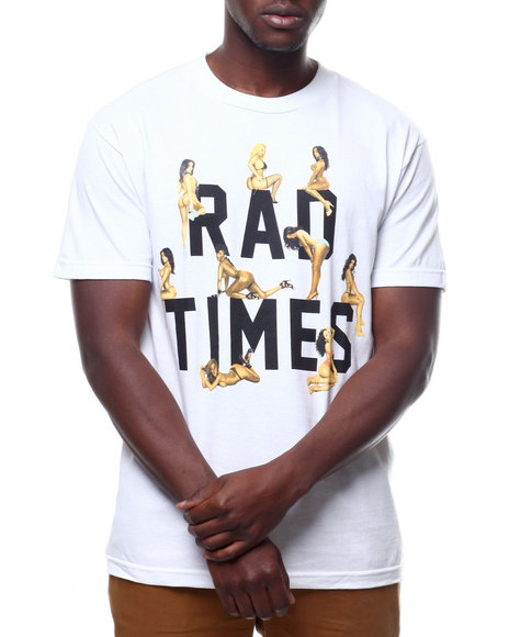 Famous Stars & Straps - Rad Times Tee
