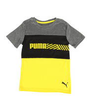 Boys - Color Block Performance Tee (8-20)-2306765