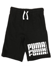 Boys - Heavy Jersey Shorts (8-20)-2306260