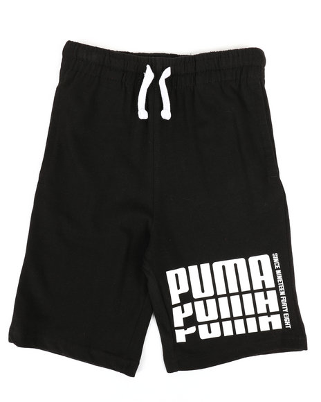 Puma - Heavy Jersey Shorts (8-20)