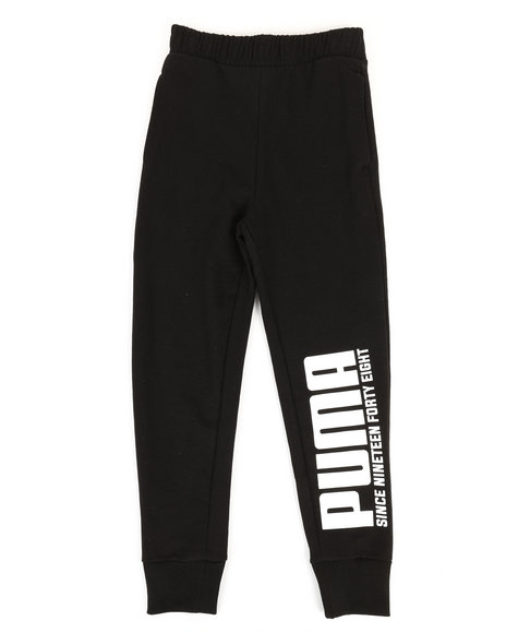 Puma - French Terry Jogger Pants (8-20)
