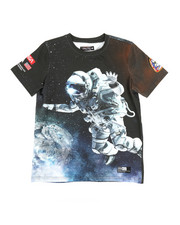 Boys - The Worm Astronauts Point of View Tee (5-18)-2306682