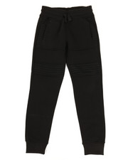 Boys - Moto Fleece Joggers (8-20)-2306687