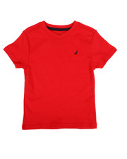 Sizes 2T-4T - Toddler - V-Neck Tee (2T-4T)-2306673