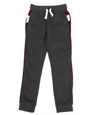 Boys - Fleece Joggers w/Side Piping (8-20-2306723
